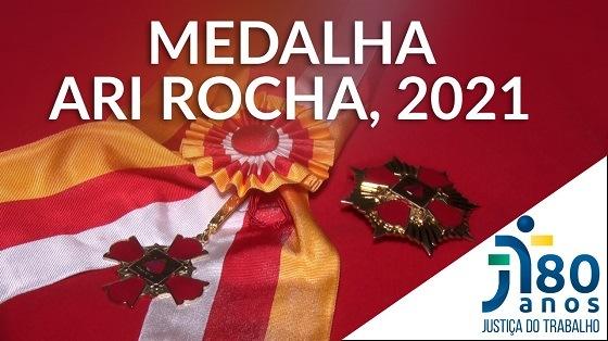 Medalha Ari Rocha