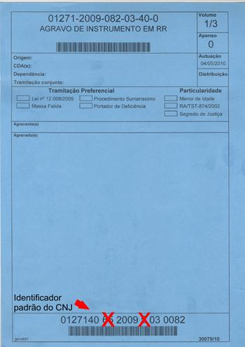 Corregedoria-geral da Justiça do Trabalho estabelece regra para preenchimento de guias eletrônicas (imagem 1)