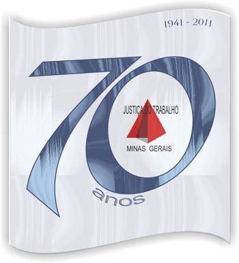 Conheça o selo comemorativo dos 70 anos da Justiça do Trabalho (imagem 1)