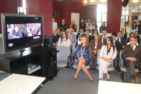 Uberlândia tem primeira sustentação oral a distancia com alta qualidade de transmissão (imagem 3)
