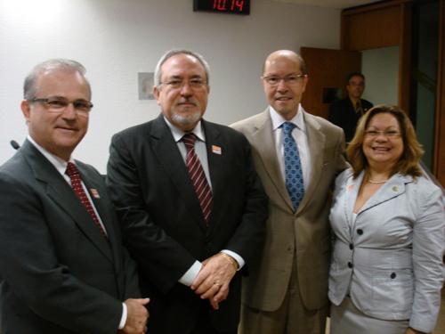 Senado aprova projeto que cria novos cargos para o TRT-MG (imagem 2)