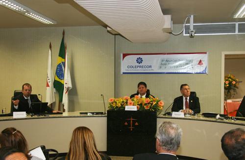 Presidente do TRT-MG abre 5ª Reunião Ordinária do Coleprecor (imagem 1)