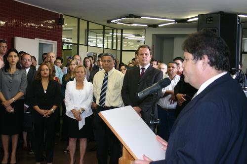 Presidente do TRT acompanha esforço conciliatório em Uberlândia (imagem 2)