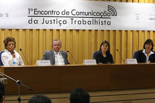 Justiça do Trabalho terá programa na TV Justiça (imagem 1)