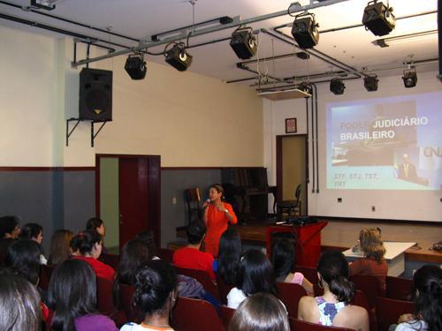 TRT difunde cultura da resolução de conflitos entre jovens do ensino médio (imagem 1)