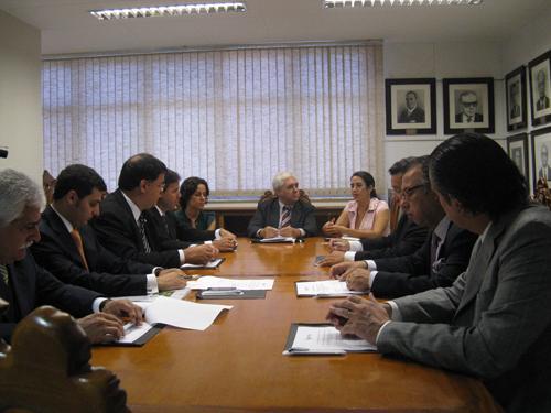 TRT/MG sedia reunião preparatória do IV Congresso Ibero-americano sobre Cooperação Judicial (imagem 2)