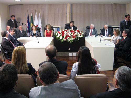 Inauguradas as novas instalações da Turma Recursal de Juiz de Fora (imagem 1)