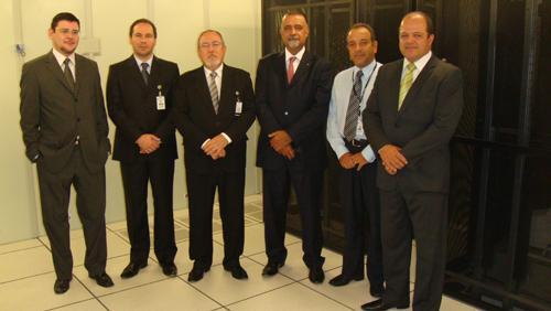Presidente visita unidades do TRT (imagem 2)