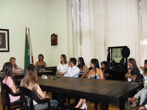 Estudantes de Direito de Diamantina visitam TRT 3ª Região (imagem 1)