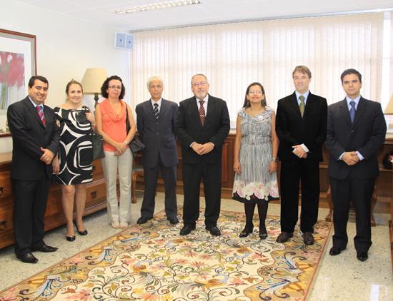 TRT de Minas e Delegacia da Receita Federal firmam termo de cooperação (imagem 1)