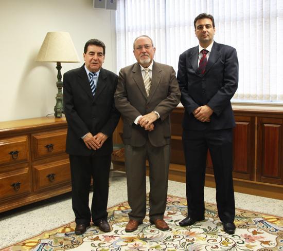 Autoridades de Piumhi reúnem-se com presidente do TRT-MG (imagem 1)