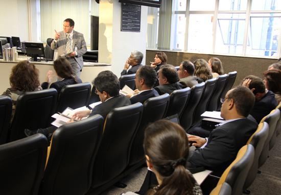 Reunião dá a largada para implementação do Planejamento Estratégico (imagem 1)