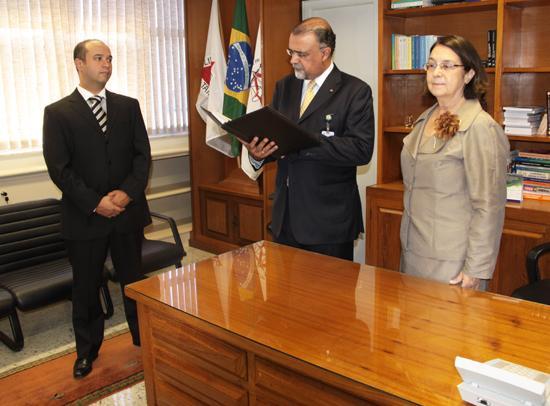 Empossado no TRT-MG juiz substituto da 10ª Região (imagem 1)