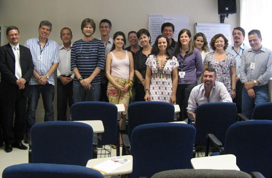 Informática realiza curso de Planejamento Estratégico em Tecnologia da Informação e Comunicação (imagem 1)