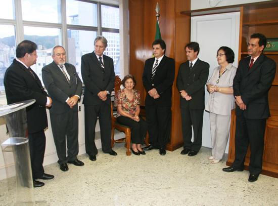 TRT de Minas terá a melhor biblioteca jurídica do país, segundo Antônio Álvares (imagem 1)