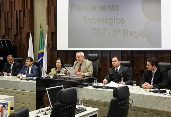 Planejamento Estratégico é tema de reunião administrativa (imagem 1)