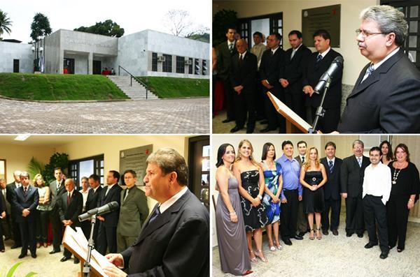 Inauguradas novas instalações da Justiça do Trabalho em Caratinga (imagem 1)