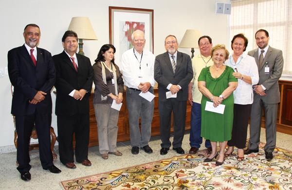 Servidores do TRT serão homenageados com a Ordem do Mérito Judiciário do Trabalho Desembargador Ari Rocha (imagem 1)