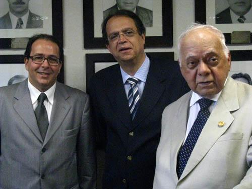 Ex-presidente do TST visita TRT mineiro (imagem 1)