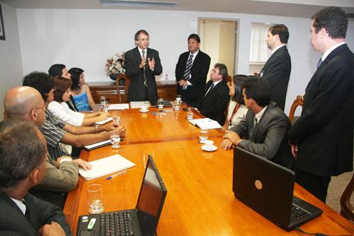 Poder Judiciário planeja protocolo integrado nacional (imagem 1)
