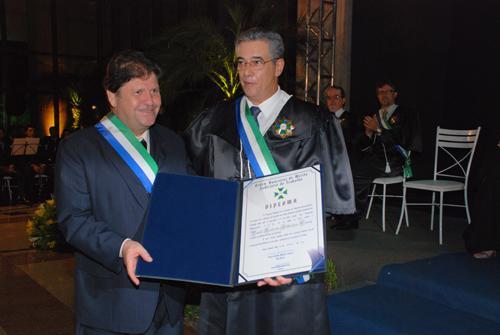 Presidente do TRT-MG é condecorado com a Ordem Guaicurus do Mérito Judiciário do Trabalho (imagem 1)