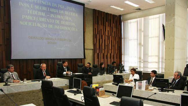 Oficina discute efetividade da execução previdenciária na JT (imagem 1)