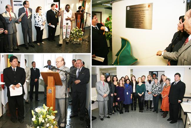 Escola Judicial do TRT-MG tem novas instalações (imagem 2)