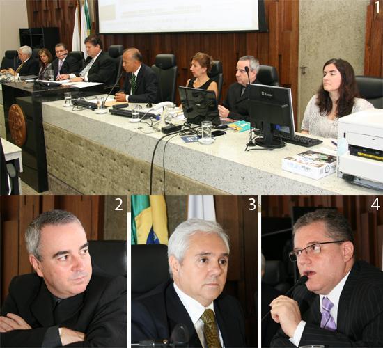 TRT-MG debate processo eletrônico na Justiça do Trabalho (imagem 1)