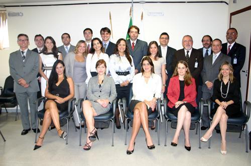 Juízes concluem curso de formação inicial (imagem 1)