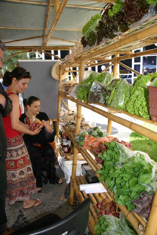 TRT comemora meio ambiente com produtos sem agrotóxicos (imagem 1)