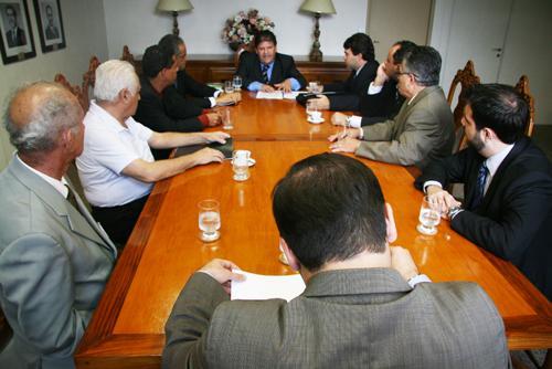 Delegação de Guanhães visita TRT (imagem 1)