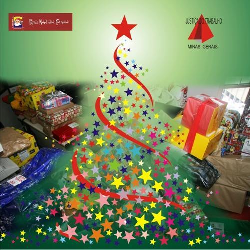 Campanha Papai Noel dos Correios mobiliza magistrados e servidores do TRT (imagem 1)