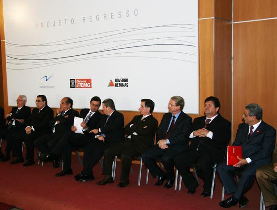 Presidente do STF é homenageado no TRT mineiro (imagem 2)