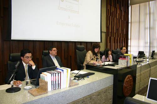 Painel debate execução fiscal contra empresas em processo de falência ou recuperação judicial (imagem 1)