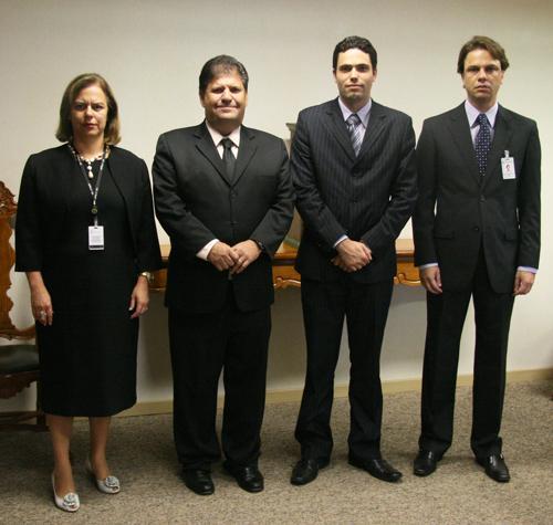 Juiz substituto toma posse na 3ª Região (imagem 1)