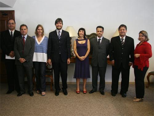 Juízes removidos na 1ª Instância tomam posse (imagem 1)