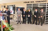 Ceará inaugura vara do trabalho e instala processo eletrônico em Maracanaú (imagem 2)