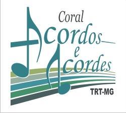 Escolhida logomarca do Coral do TRT-MG (imagem 1)