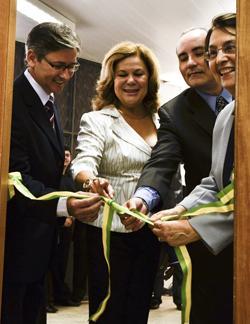 Inaugurada nova sede da Vara do Trabalho de Lavras (imagem 1)
