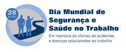 Governo lança logomarca alusiva às vítimas de acidente de trabalho (imagem 1)