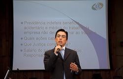 Benefícios acidentários e a competência da JT é tema de obra lançada hoje no TRT (imagem 2)