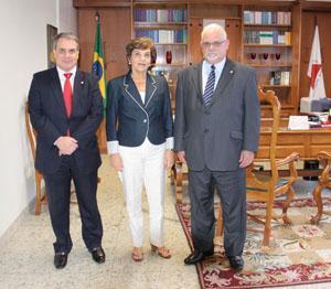 Procurador-Geral visita TRT-MG (imagem 1)