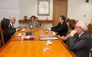 Presidente do TRT/MG recebe magistrados de Montes Claros (imagem 1)