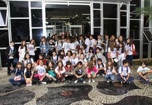 Crianças assistem sessão de julgamento do TRT de Minas (imagem 1)