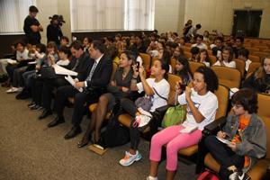Crianças assistem sessão de julgamento do TRT de Minas (imagem 2)