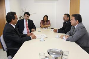 Formado o Comitê Gestor do programa de Prevenção de Acidentes do Trabalho em Minas (imagem 1)