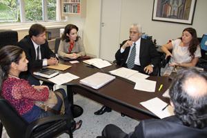 Núcleo de Conciliação Permanente realiza primeira reunião do ano (imagem 1)