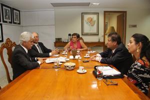 TRT inicia estudos para instalação da Central Permanente de Conciliação de 1º Grau (imagem 1)
