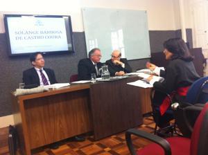 Juíza é aprovada com nota máxima e distinção em dissertação de mestrado (imagem 1)