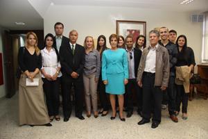 TRT de Minas recebe alunos da Faculdade de Direito de Conselheiro Lafaiete (imagem 1)